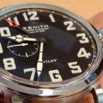 Zenith Pilot Montre d'Aeronef Type 20 GMT Watch Hands-On