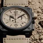 Pre-Baselworld 2016: Bell & Ross BR 03-92 And BR 03-94 Chronograph Desert Type Watch