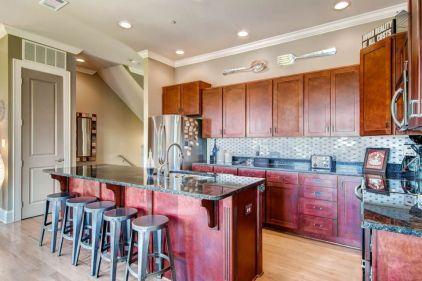 30 blu kitchen