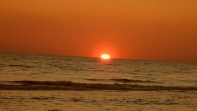 orange sunset bmb