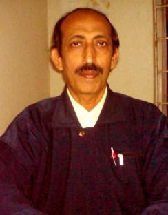 Mr Mohan Bose, director of Kolkata Institute of Graphology