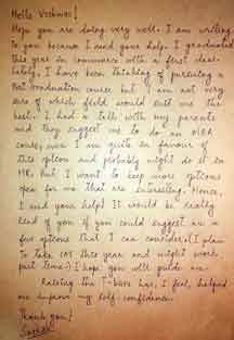 Unravel personality secrets with handwriting analysis