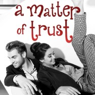 Happy Release Day: A Matter of Trust by Q.T Ruby