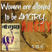 "Happy Release Day: ""The Revenger"" By Debra Anastasia"