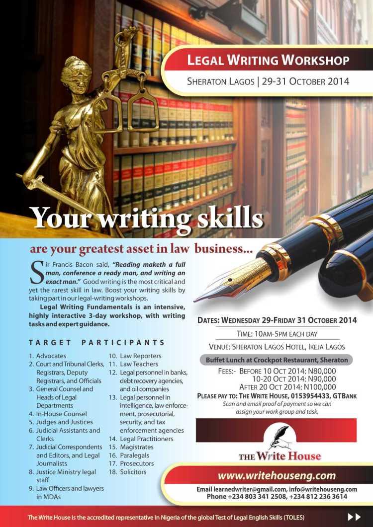 The Write House Seminar Duplex HB Oct & Nov 2014 Side 1 Final (1)