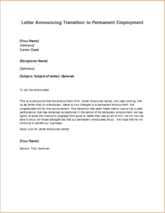 How To Write A Winning Cover Letter Careeroneau How To Write A Letter For Permanent Employment Cover