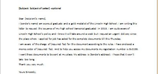 Letter Requesting Funds from Authorities writeletter2