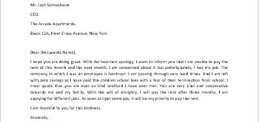 Apology Letter for Bad Driving writeletter2 - apology letter to family