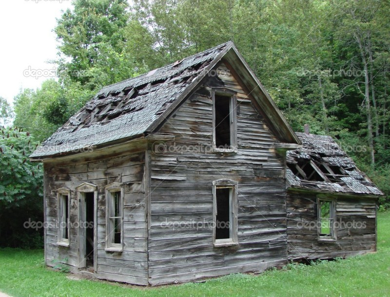 Large Of Run Down House