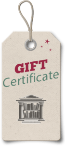 Gift Certificate_One Stop