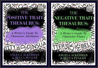 Positive & Negative Thesaurus Books