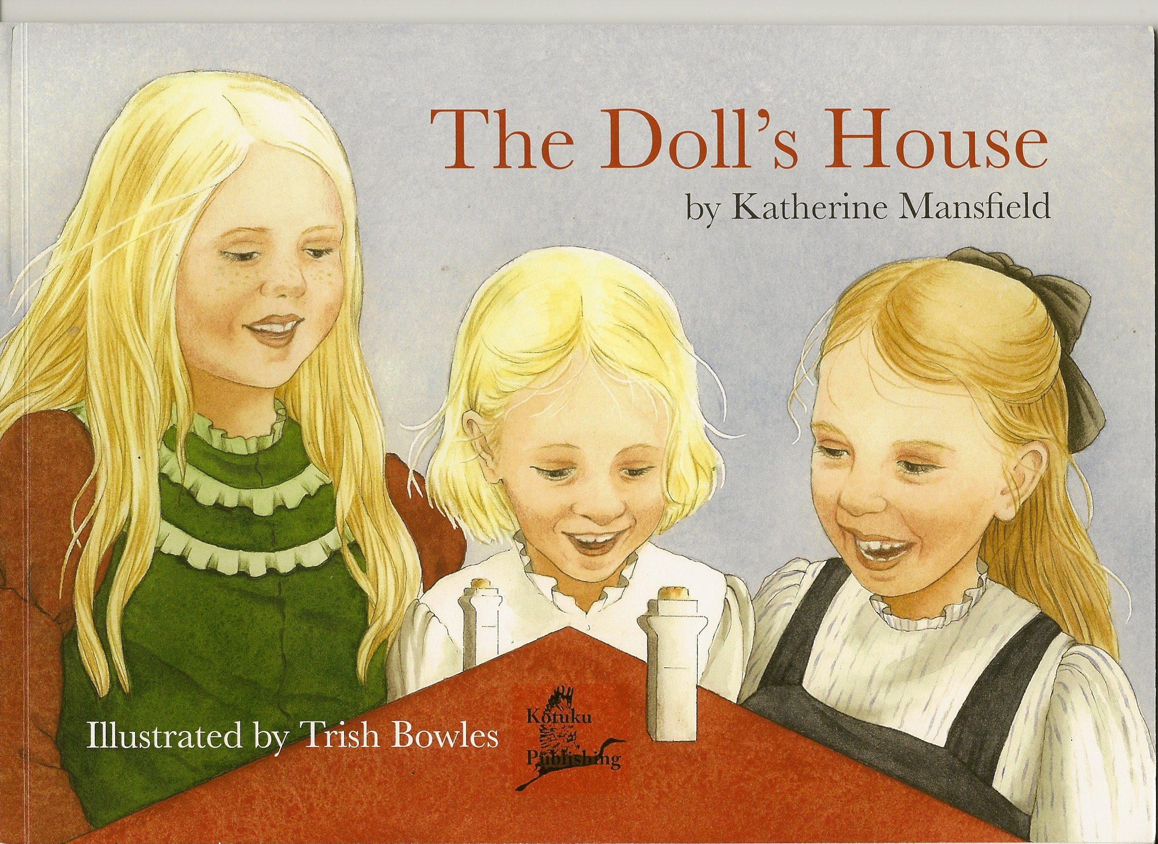 The Dolls House The Doll 39s House By Katherine Mansfield Writers Plot