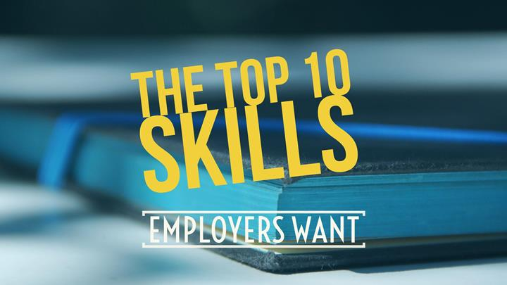 The Top 10 Skills Employers Want - Writers Write