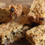 easy oatmeal bar cookie recipe | writes4food.com