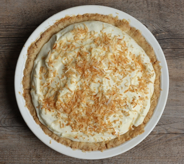 Grandmother's coconut cream pie recipe | writes4food.com