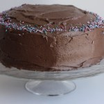 old fashioned chocolate birthday cake recipe