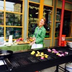 Findlay Market cooking demo