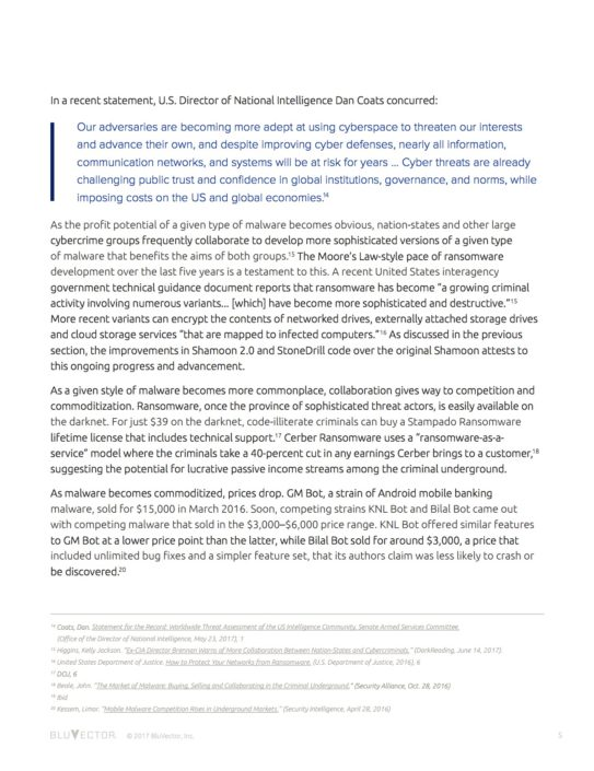 Sample White Paper Cyber Threats on a Path to DESTRUCTION for - sample white paper