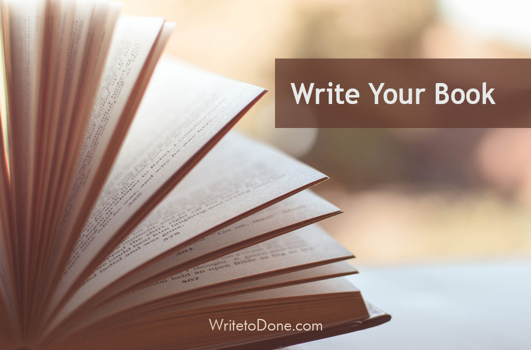 The Ultimate 10 Step Guide to Plan and Write Your Book WTD