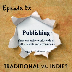 Traditional vs. Indie Publishing