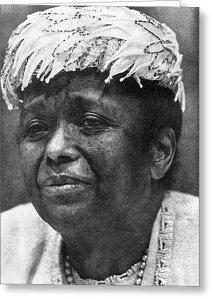 ELLA BAKER (1903-1986). American civil rights activist. Photograph, c1970 Granger.