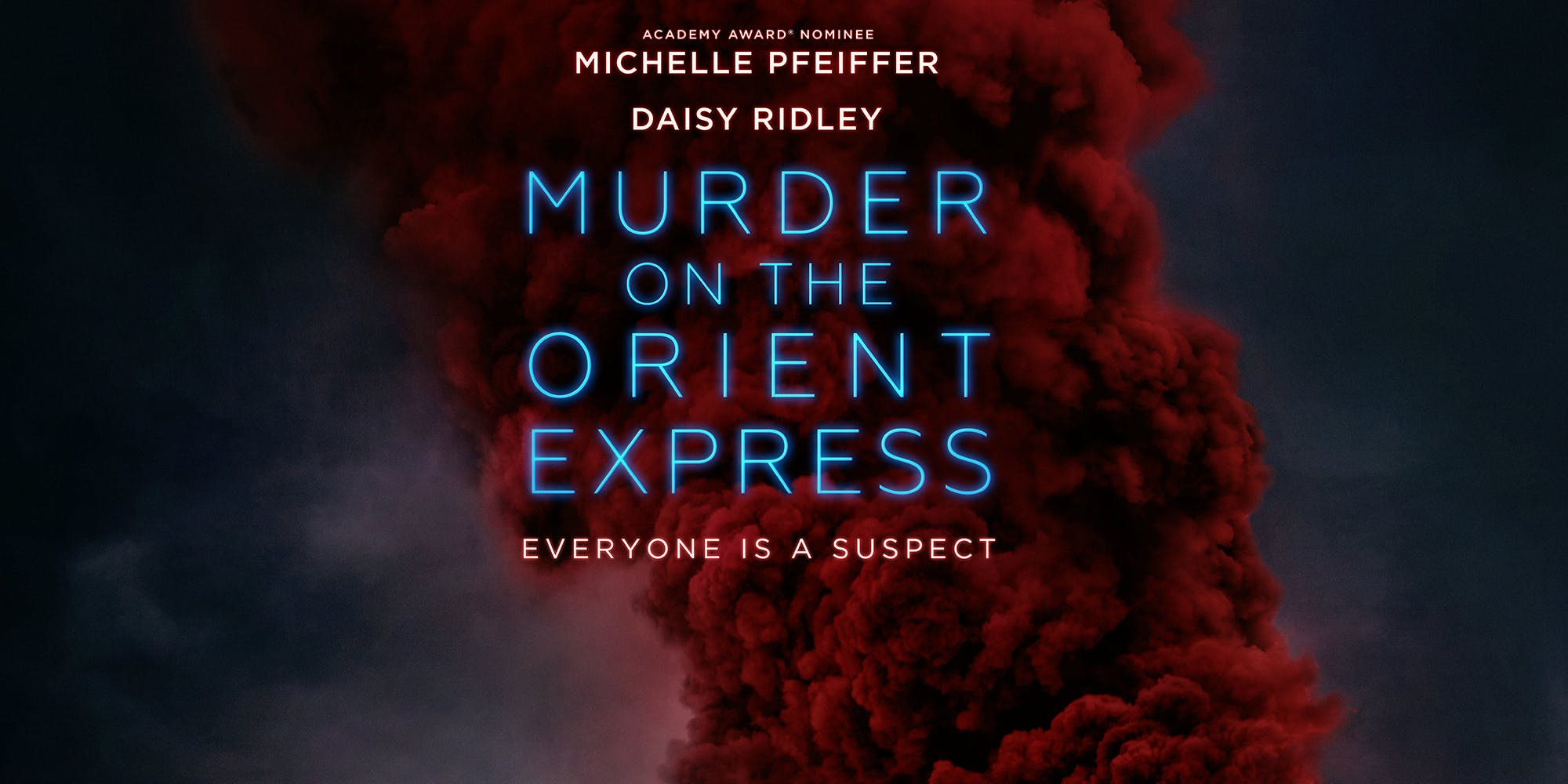 Poster Xpress Murder On The Orient Express 2017 Writing Places