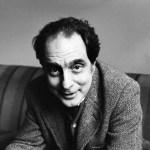 """Italo Calvino, [*** """"Mindesthonorar 50 Euro. Gilt auch fîr die ausschlieñlich digitale Nutzung jeglicher Art, maximale Laufzeit Internet: 1 Jahr. Keine Nutzung als PR-Bild"""" ****** """"Minimum fee 50 euros. Fee also applies for digital use only, of all kinds. Maximum duration for use in Internet: 1 year. Image not for use in PR"""" ***] (Bildtechnik: Farbraum AdobeRGB, Bildgr∑ñe: 9.34 MByte vorhanden)"""