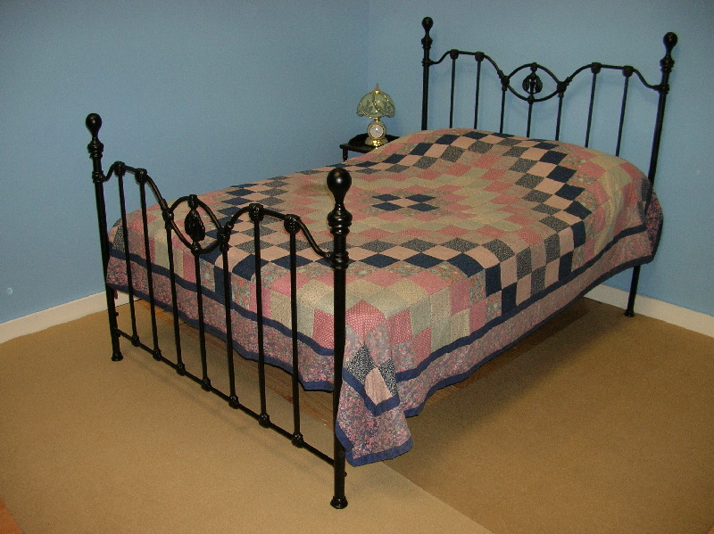 Iron Beds Wrought Iron Beds Celtic Dreams Ironworks The