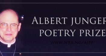 Albert Jungers POETRY PRIZE