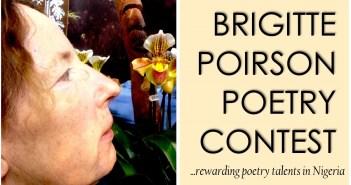 Brigitte Poirson Poetry Contest