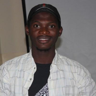 Adedayo Adeyemi Agarau, author of FOR BOYS WHO WENT