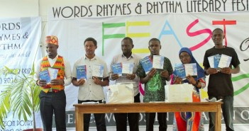 Feast of Words – Words Rhymes & Rhythm Literary Festival 2016