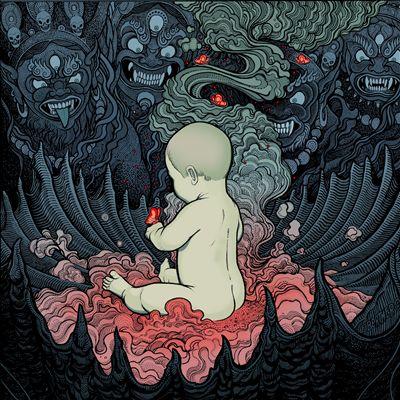 Cover for Transcendental (photo courtesy of AllMusic)