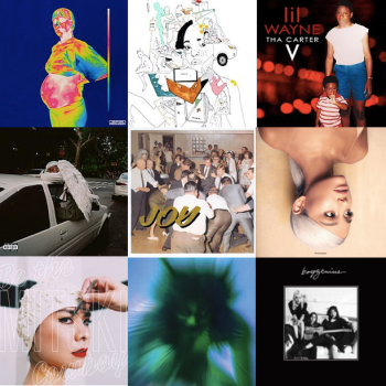 Feeling Behind? Here's a Recap of This Season's Essential Albums
