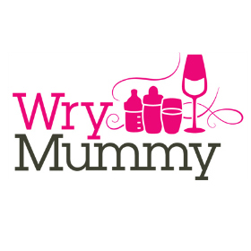 Wry Mummy Blog Badge