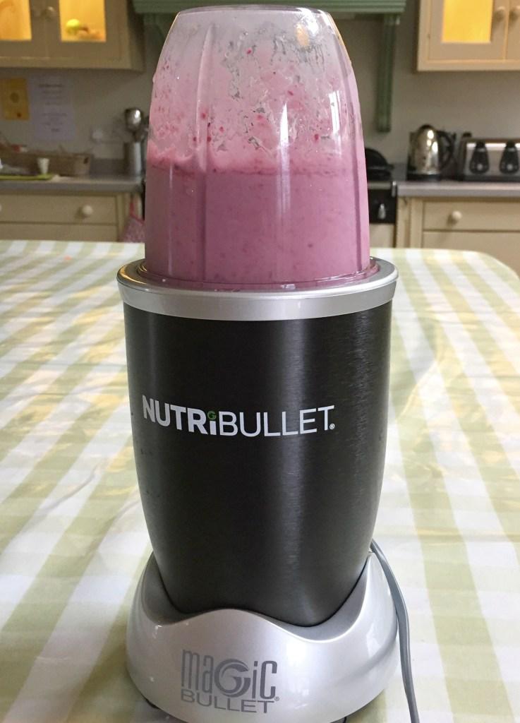Shake in Nutribullet