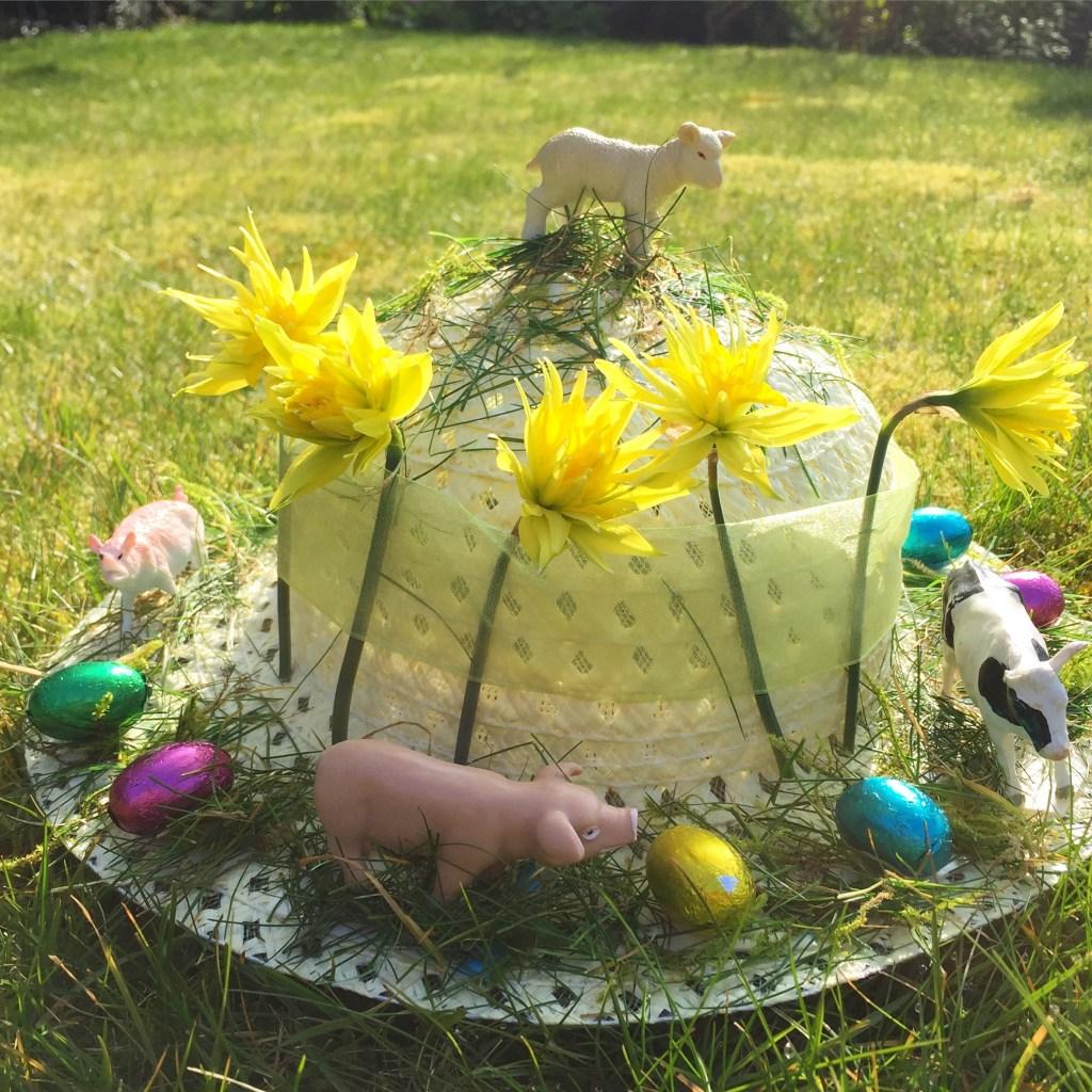 Easter bonnet 2016