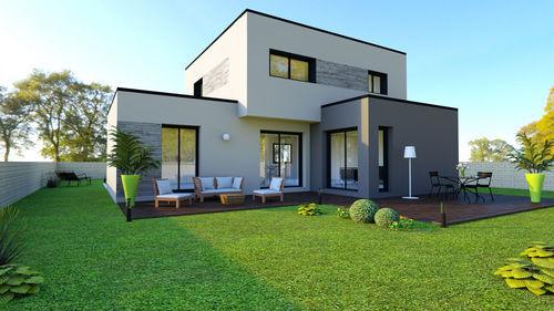 Woning L Hasselt Concrete House Dream home ideas Pinterest