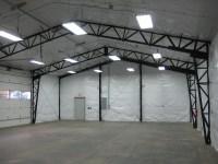 Vaulted Clearspan Truss | Web Steel Buildings Northwest LLC
