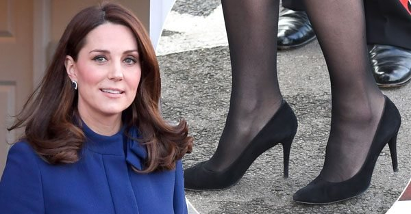 Kate Middleton39s Tights And High Heels Hack Revealed