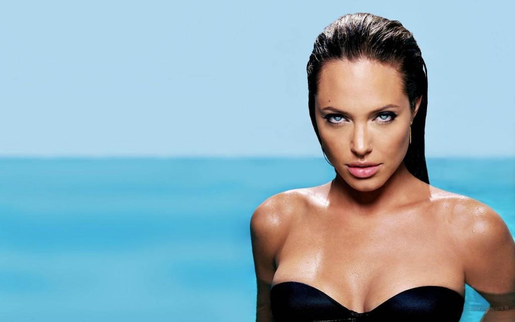 Classic Girl Wallpaper Angelina Jolie Wallpapers Hd Wide Screen Wallpaper 1080p