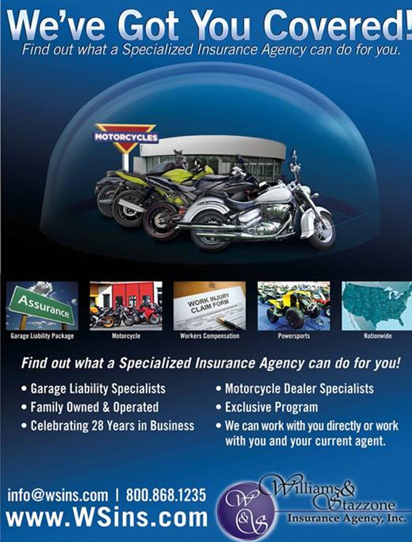 Assurance Garage Location Franchised Motorcycle And Powersports Dealerships