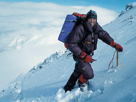 famous mountaineers