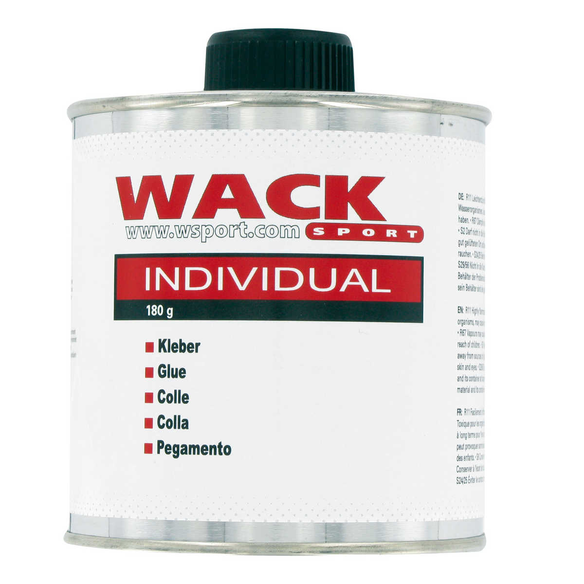 Wack Sport Tennis De Table Divers Tennis De Table Colle Wack Sport Individual 180 Ml Wack