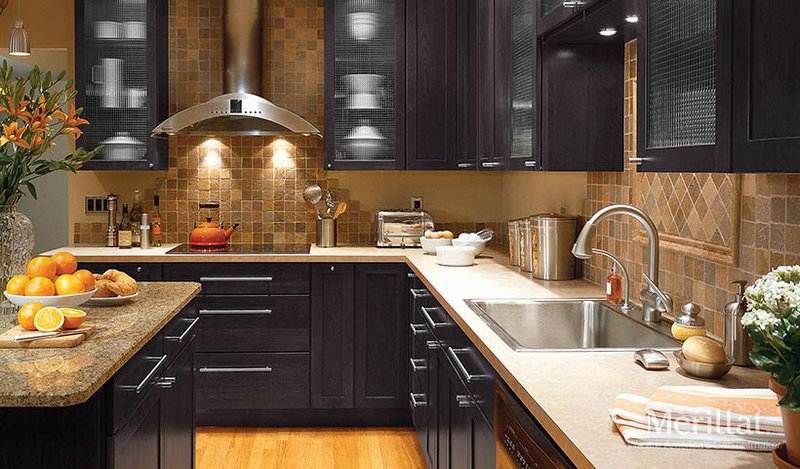 Kitchen Cabinet Suppliers View What Merillat Cabinets Go Through Before Going To