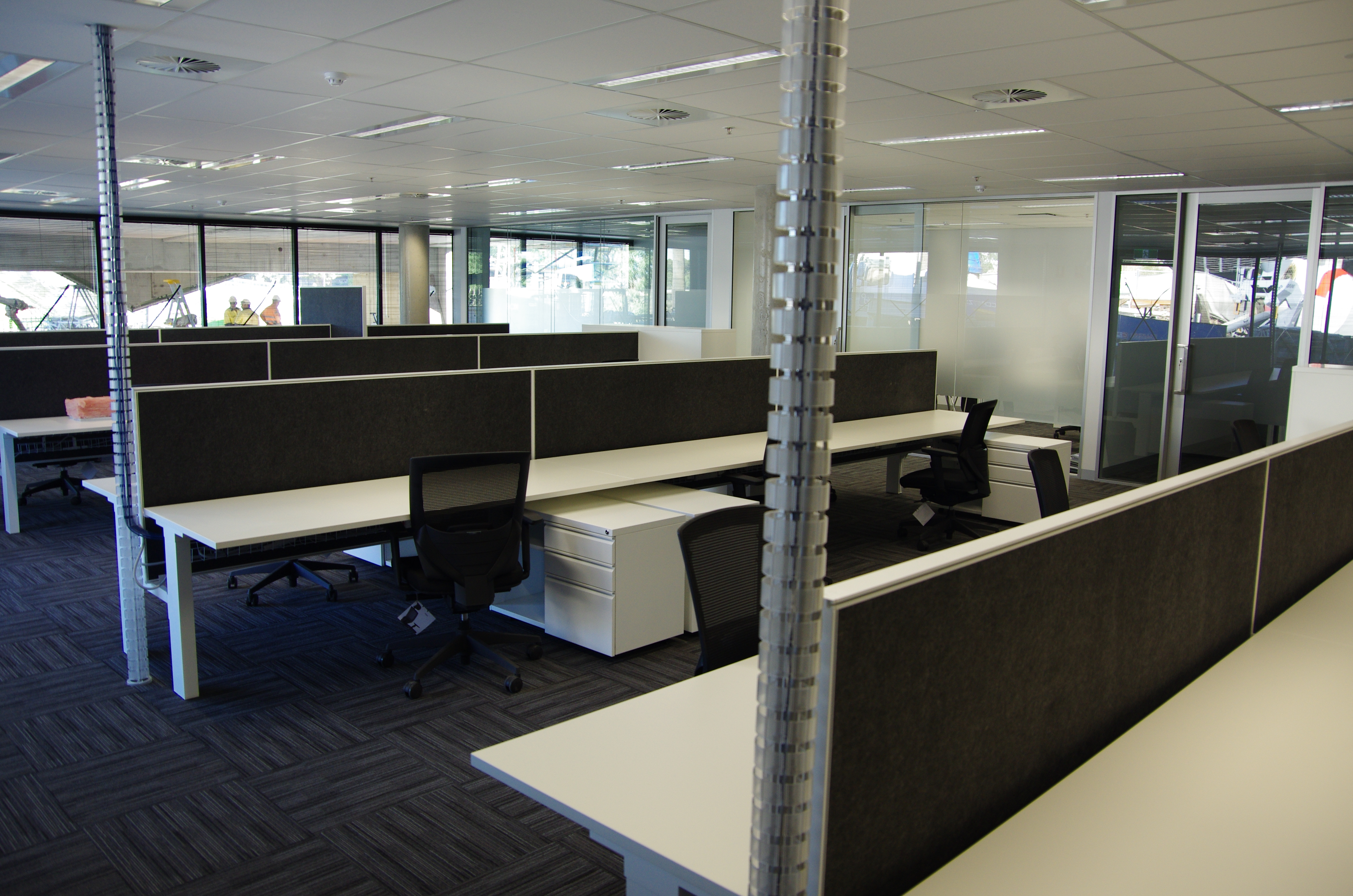 Office Work Adelaide Wtm Constructions Adelaide Riverbank Bridge Building