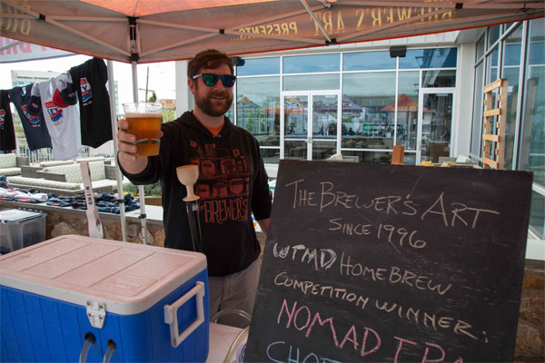 WTMD's  2nd Annual Brews & Bands