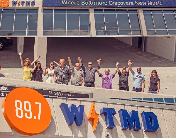 WTMD Staff