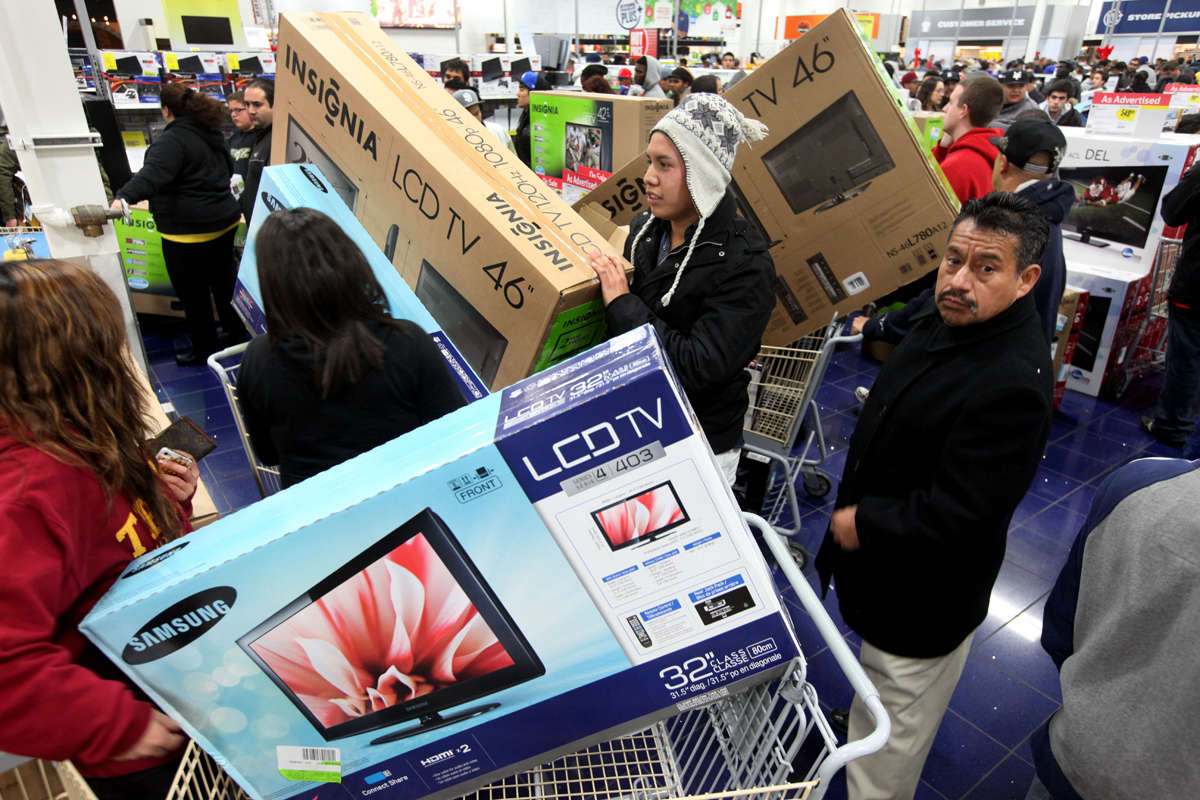 Black Friday Shopping Survey Who Is Most Likely To Shop On Black Friday Wtop