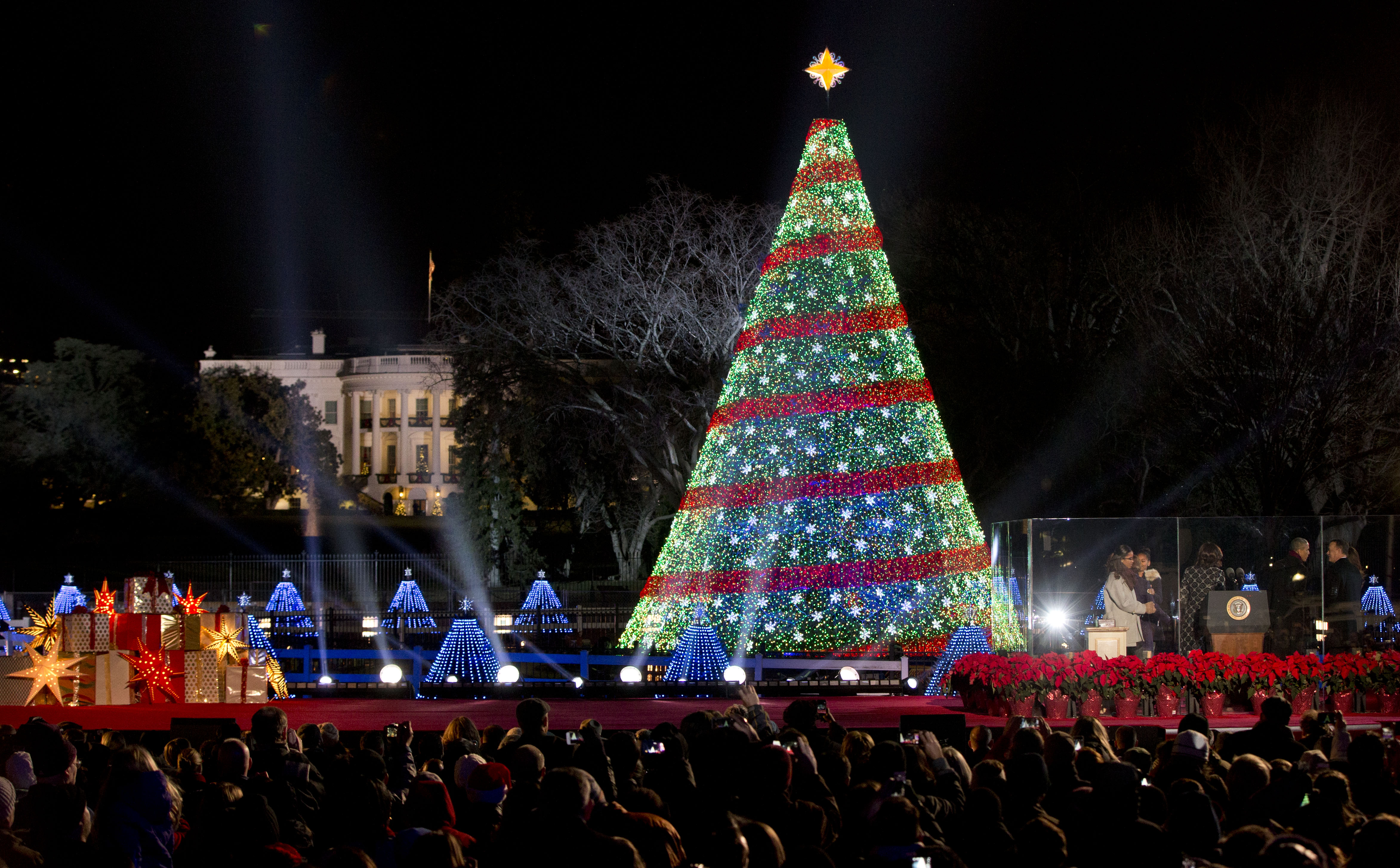 White House Christmas Tree Lighting Road Closures Road Closures Announced For Christmas Tree Lighting | Wtop